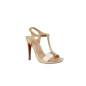fc23932bd6 Zapatos Tacon Bajo Cklass Codsix - Zapatos para Niñas Dorado oscuro ...