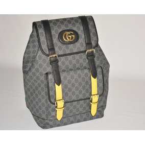 Backpack Gucci Gris Oscuro