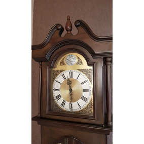 Relógio Pedestal Carrilhão - Urgos Tempus Fugit