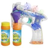 Lançador Mania De Bolha Cristal Com Luzes Dm Toys Dmt5345