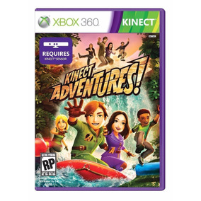 Game Xbox 360 Kinect Adventures - Original - Novo - Lacrado