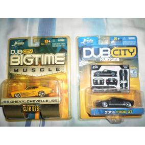 Carros De Coleccion Bigtime De La Linea Dutcity (35$)