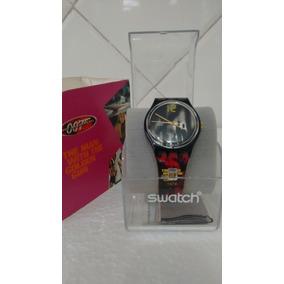 e748c956ce7 Relogio Swatch 007 - Relógios no Mercado Livre Brasil