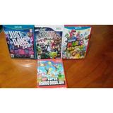 Video Juegos Wii Ü