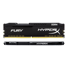 Memória Kingston Hyperx Fury Ddr4 4gb 2400mhz