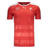 a6ed7cfc7d3fd Camisa Suiza - Camisas de Futebol no Mercado Livre Brasil