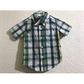 Camisa Para Niño Náutica Talla 2 Nueva Original dd65f7fe58b11