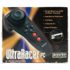 Joystick-controlador Interact Ultraracer Pc