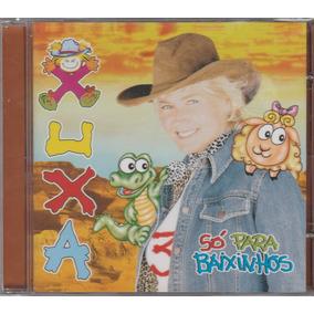 Xuxa - Cd Só Para Baixinhos 3 - 2002 - Lacrado