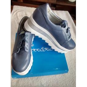 Zapatos Brillantes De Suela Gruesa - Zapatos Mujer en Mercado Libre ... 4ee0eae6f3b3f