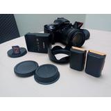 Cámara Fotográfica Canon Eos 60d / 18-135