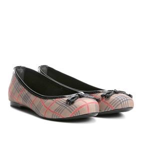0c4b183d1 Sapatilha Aberta Atras E Bico Fino Via Uno - Sapatos no Mercado ...