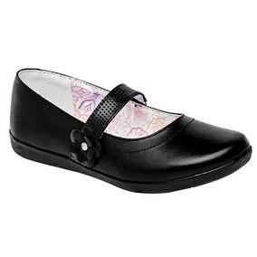 Zapato Escolar Jeans Shoes 37052 Ng Talla 18 Al 21