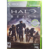 Halo Reach.-xbox 360
