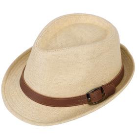 Sombrero Fedora Mujer Verano Fibras Naturales Asos - Vestuario y ... a80a3dc069d