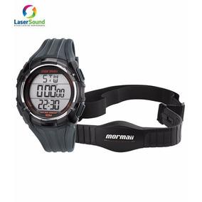 82e8116557f Relogio Esportivo Com Monitor Cardiaco - Joias e Relógios no Mercado ...