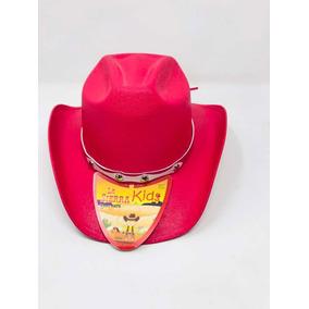 Sombrero Texano Para Niña.
