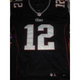 bd1f450a009d0 Camisa New England Patriots Tom Brady  12 (tamanho M)
