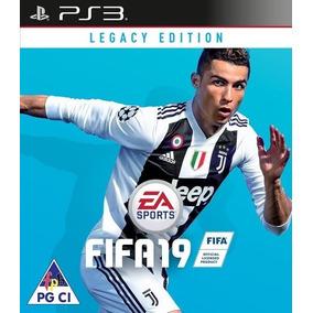 Fifa 19 Ps3 - Código Psn Dublado Pt-br 2019 Original
