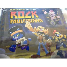 Cd Rock Paulerinha - André Abujamra, Carlos Careqa