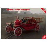 Icm Camion Bomberos Ford T 1914 Supertoys Envios