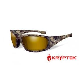 719e5542ed567 Anteojos Wx Wiley X Boss Kryptek 3d Espejo Dorado Tactico