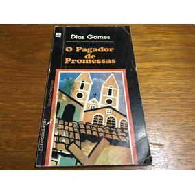 Livro O Pagador De Promessas Frete R$ 13,00