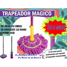 Trapeador Magic Mop