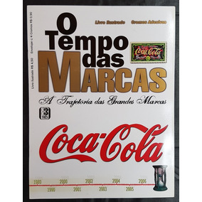 Album De Figurinhas O Tempo Das Marcas Coca Cola