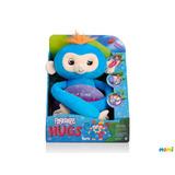 Peluche Fingerlings Hugs Interactivo 50cm + Mini Finger
