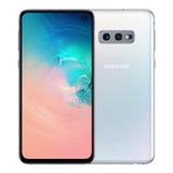 Samsung Galaxy S10e 128gb Branco Lacrado Com Garantia E Nf