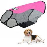 5c04b271bc414 Perro Protector Solar Camisa Ropa Perro Chaleco De Seguridad