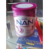 Leche Complemento Nan 1 Y Nan 2 Comfor 800 Grs