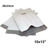 100 Bolsas Para Mensajería Envíos Poly Mailers 25x33cm