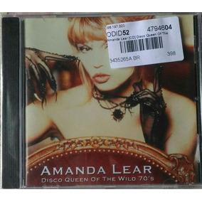 Cd Amanda Lear Disco Queen Of The Wild 70