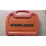 Destornillador Electrico Black & Deker Usado