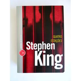 Quatro Estações De Stephen King [ Edição De Bolso ]