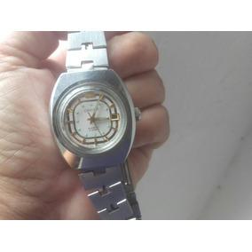 Relógio De Pulso Orient Automático Antigo 21 Rubis Feminino