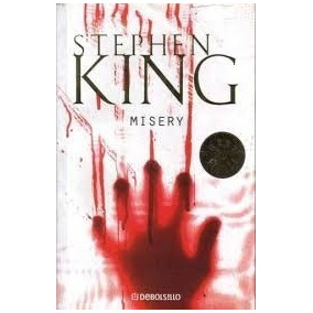 Stephen King - Misery.