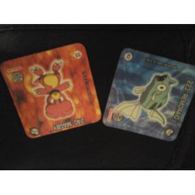 Lote Com 2 Card Pokemon (elma Chips)