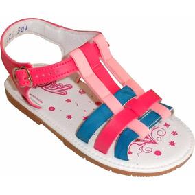 02ed9415e Zapatos Pingos Para Bebe Sandalias - Zapatos para Niñas Fucsia en ...