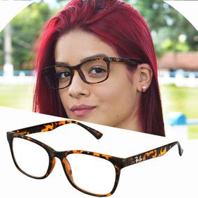 Oculos De Grau Feminino Quadrado Rayban - Óculos no Mercado Livre Brasil 88a5c195c4