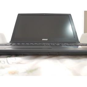Notebook Gamer Msi Gl Series I7 + 8gb + Gtx1050 + Ssd