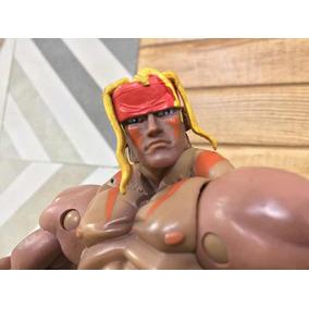Street Fighter Alex Resaurus Raro