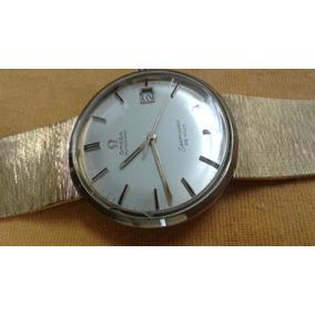 11060094778 Omega Seamaster De Ville 33mm Dourado - Relógios no Mercado Livre Brasil