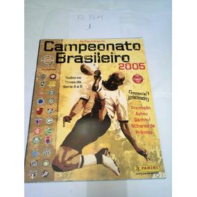Álbum Campeonato Brasileiro 2005 - Vazio (panini) A1
