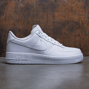 best website 4b8e5 cb45a Nike Air Force One Blancos