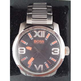 Relógio Original Hugo Boss Orange.