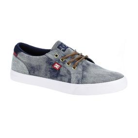 Tenis Dc Shoes Coucil Tx Mezclilla Deslavada Nuevos #28