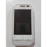 Celular Motorola I867w Nextel Func. Perfeito Com Bateria